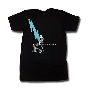 Queens Of The Stone Age バンドTシャツ Lightning S