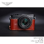 TP Original/ティーピー オリジナル Leather Camera Body Case レザーカメラボディケース for Panasonic LUMIX LX100(DMC-LX100)...