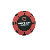 オデッセイ(ODYSSEY) POKER CHIP Ball Markers 3個入り C11109 US限定