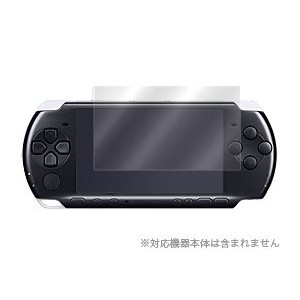 OverLay Brilliant for PSP-3000/2000 液晶保護シート OBPSP3