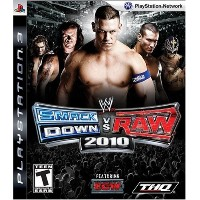 WWE 2010 Smackdown vs Raw