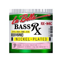 La Bella RX-N4C/045-065-080-105/Nickel Wound