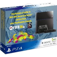 PlayStation 4×FIFA 14 2014 FIFA World Cup Brazil Limited Pack with PlayStation Camera