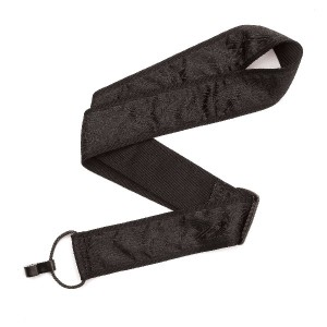 Planet Waves by D'Addario プラネットウェーブス ギターストラップ クラシックギター用 Woven Classical Guitar Strap 20T01CL Black...