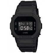 カシオ Casio - Men's Watches - Casio G-Shock - Dw-5600Bb-1Er Monotone Matte Black Watch 男性 メンズ 腕時計 ...