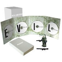 METAL GEAR SOLID3 SNAKE EATER OFFICIAL DVD:THE EXTREME BOX