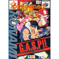 G.A.S.P!! Fighters' NEXTream