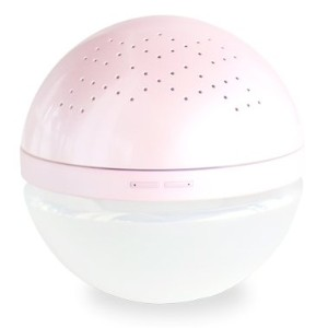 antibac2K PEARLY PASTEL MAGICBALL PINK MB-2 パーリーパステルマジックボール ピンク/ 空気清浄機