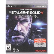 Metal Gear Solid V: Ground Zeroes (輸入版:北米) - PS3
