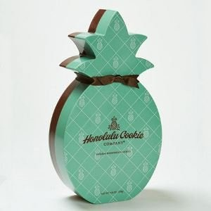 【Honolulu Cookie Company】Ultimate Collection Pineapple Shape Box (21pc)