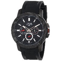 [パルサー]Pulsar 腕時計 Analog Display Japanese Quartz Black Watch PP6101 メンズ [並行輸入品]