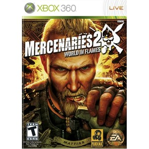 Mercenaries 2: World in Flames (輸入版)