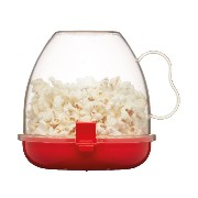 Kitchen Craft Microwave Popcorn Maker 1.1 Litre Boxed キッチンクラフト電子レンジポップコーンメーカー1.1リットル箱入り