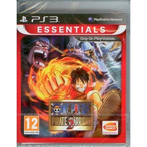 One Piece Pirate Warriors 2 - Essentials (PS3) (輸入版)