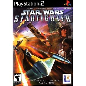 Star Wars: Starfighter / Game