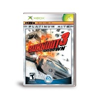 Burnout 3: Take Down / Game