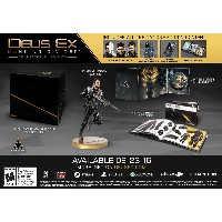 Deus Ex: Mankind Divided Collector's Edition
