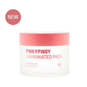 Aprilskin Pinky Piggy Carbonated Pack 100g / 3.38oz/エイプリルスキンピンキーピギー炭酸パック 100g