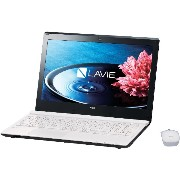 NEC LAVIE Note PC-NS350BAW ホワイトNS350/BAW[Core i3 5005U/4G/1TBHDD/Office 365]
