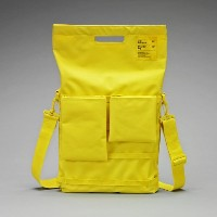 "Unit Portables 15 or 13インチPCバッグ Unit01 15"" Yellow"