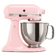 KitchenAid KSM150PSPK Artisan Series 5-Qt. Stand Mixer with Pouring Shield - Pink by KitchenAid