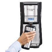 Hamilton Beach BrewStation Summit Ultra 12-cup Coffeemaker (輸入品)