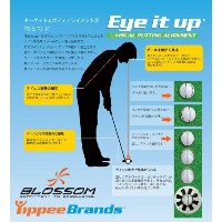 Eye it up ボールアライメントツール