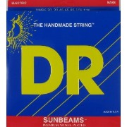 "【 並行輸入品 】 DR Strings エレキベース - Sunbeamsa""¢ Nickel Plated on Round Cores Lite, .030 -.125, NMR6-30"