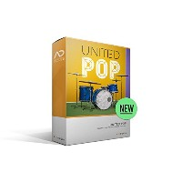 XLN Audio Adpak UNITED POP Adpak/拡張音源ソフト (XLNオーディオ)