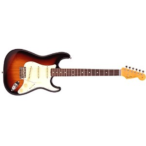 Fender Japan Exclusive Classic 60s Stratocaster Texas Special 3-Color Sunburst フェンダー ジャパンエクスクルーシブ...