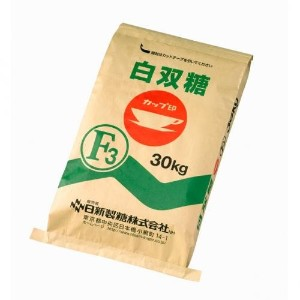 F3白ザラ糖 (30kg)(お取り寄せ商品)