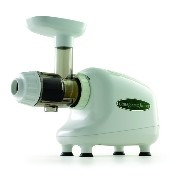 ★人気商品★ Omega J8003 オメガ ジューサー Nutrition Center Single-Gear Commercial Masticating Juicer [並行輸入]