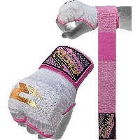 RDX Ladies Training Boxing Inner Gloves Hand Wraps MMA Fist Protector Bandages MittsRDX [並行輸入品]