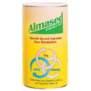 海外直送品Almased Almased Multi Protein Powder, 17.6OZ (Pack of 4)