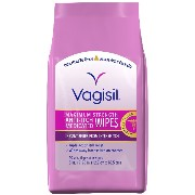 Vagisil Anti-Itch Wipes 20-Count (Pack of 3) (並行輸入品)