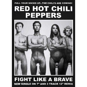 Red Hot Chili Peppers Poster (59,5cm x 84cm)