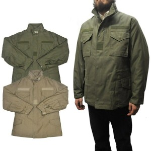 【2 COLOR】STERLINGWEAR(スターリングウェア)【MADE IN U.S.A.】 M-65 with DETACHABLE LINER(アメリカ製 M65 ライナー付き)