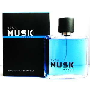 AVON Musk Marine For Him Eau de Toilette 75ml