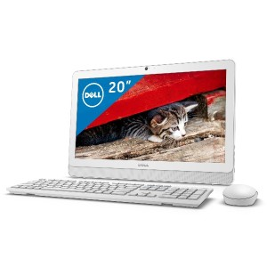 Dell デスクトップパソコン Inspiron 20 3052 Celeron Officeモデル 18Q11HB/Windows10/Office H&B/19.5インチHD+/4GB/500GB