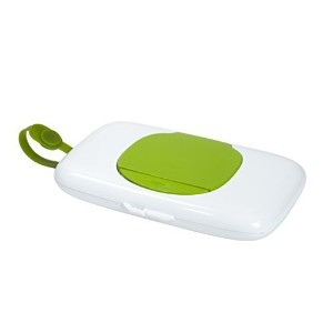 OXO Tot On-the-Go Wipes Dispenser, Green by OXO Tot [並行輸入品]