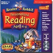 Reader Rabbit Personalized Reading - Ages 4-6 (PC) (輸入版)