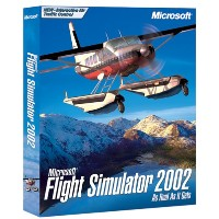 Microsoft Flight Simulator 2002 Standard (輸入版)