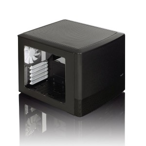 Fractal Design Node 804 black MicroATX PCケース 日本正規代理店品 CS4710 FD-CA-NODE-804-BL-W