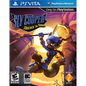Sly Cooper: Thieves in Time (輸入版:北米) PSV