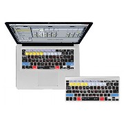 KB Covers MacBook Air MacBook Pro用 Ableton Liveキーボードカバー(QWERTYレイアウト) 17712