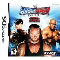 WWE Smackdown vs. Raw 2008 (輸入版)