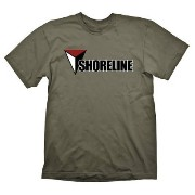 Uncharted 4 Shoreline Army T-Shirt - Medium (輸入版)