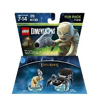 LEGO Dimensions Fun Pack Gollum The Lord of the Rings レゴ Dimensions ファンパックゴラム ロードオブザリング [並行輸入品]