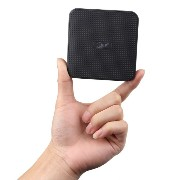 Koolertron HDMI小型プロジェクター ミラーリング機能 WiFi搭載 AirPlay・Miracast Android・ISO・PCに対応 リモコン付き HDMI/USB入力対応