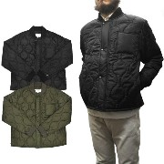 【2 COLOR】STERLINGWEAR(スターリングウェア)【MADE IN U.S.A.】 QUILTING JACKET(アメリカ製 キルティングジャケット)
